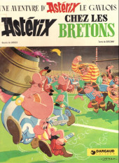 Astérix -8c1974- Astérix chez les bretons