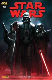 Star Wars (Panini Comics - 2021) -1- La voie du destin (1)