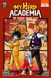 My Hero Academia -R04- Les dossiers secrets de UA - 4 - A chacun son festival