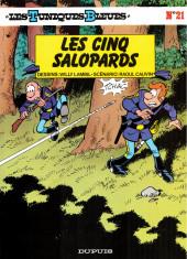 Les tuniques Bleues -21a2002- Les cinq salopards
