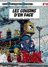 Les tuniques Bleues -23a2002- Les cousins d'en face