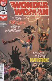 Wonder Woman Vol.1 (DC Comics - 1942) -768- Long live the queen