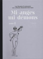 Les grands Classiques de la Bande Dessinée érotique - La Collection -118126- Mi-anges mi-démons