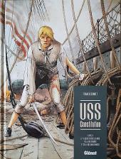 USS Constitution -2- Il y a deux justices en mer, celle des gradés et celle des sans-grades