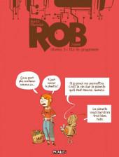Rob -3- Niveau 3 : fin de programme