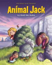 Animal Jack -4- Le réveil des dodos