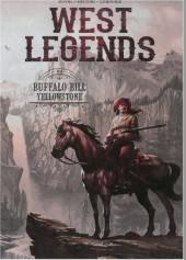 West Legends -4- Buffalo Bill, Yellowstone