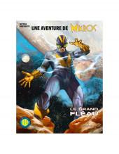 Mikros (Une aventure de) -2- Le grand fléau