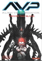 Alien vs. Predator - Thicker than blood
