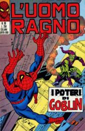 L'uomo Ragno V1 (Editoriale Corno - 1970)  -99- I Poteri di Goblin
