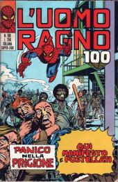 L'uomo Ragno V1 (Editoriale Corno - 1970)  -100- Panico nella Prigione