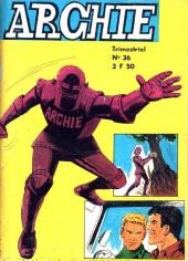Archie (Jeunesse et Vacances) -36- Plongeur de fond