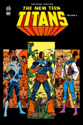 The new Teen Titans -4- Volume 4