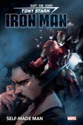 Tony Stark: Iron Man -1- Self-Made Man