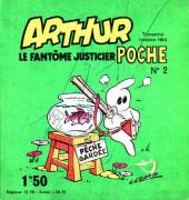 Arthur le fantôme (Poche) -2- Numéro 2