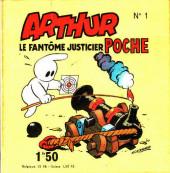 Arthur le fantôme (Poche) -1- Numéro 1