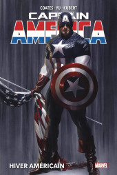 Captain America (Marvel Deluxe - 2021) -1- Hiver américain