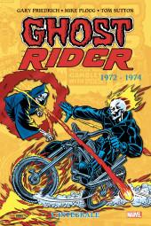 Ghost Rider (L'Intégrale) -1- Intégrale 1972-1974
