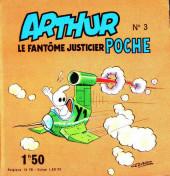 Arthur le fantôme (Poche) -3- Numéro 3