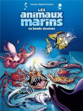 Les animaux marins en bande dessinée -6- Tome 6