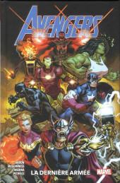 Avengers (100% Marvel - 2020) -1- La Dernière Armée