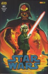 Star Wars (Panini Comics - 2021) -1VC2- La voie du destin (1)