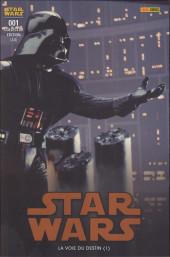 Star Wars (Panini Comics - 2021) -1VC3- La voie du destin (1)
