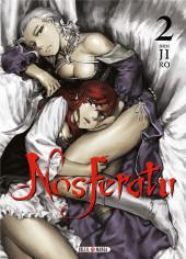 Nosferatu (Shinjiro) -2- Tome 2