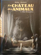 Le château des Animaux -1a2020/12- Miss Bengalore
