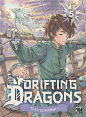 Drifting Dragons -5- Tome 5