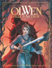 Olwen, fille d'Arthur -2- La corne de vérité