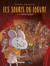 Les souris du Louvre -3- Le Serment oublié