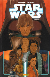 Star Wars (Panini Comics - 100% Star Wars) -13- Les sabres jumeaux
