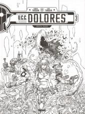 U.C.C. Dolores -3TL- Cristal rouge
