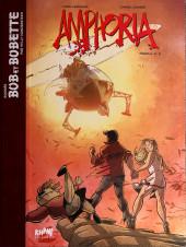 Bob et Bobette : Amphoria -T2- Tomes 4-5-6