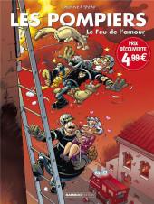 Les pompiers -3b2021- Le feu de l'amour