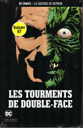 DC Comics - La légende de Batman -87- Les tourments de double-face