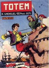 Totem (1re Série) (1956) -5- Captain Kidd