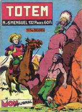 Totem (1re Série) (1956) -6- Kirby l'intrépide