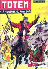 Totem (1re Série) (1956) -8- Le capitaine Brittles et son fils