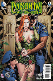 Poison Ivy - Cycle of Life and Death (2016) -2- Cycle of Life and Death Part 2 of 6