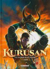 Kurusan, Le Samuraï Noir