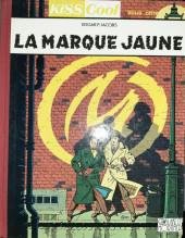 Blake et Mortimer (Publicitaire) -6Kiss Cool- La Marque jaune