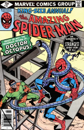 The amazing Spider-Man Vol.1 (Marvel comics - 1963) -AN13- The Arms of Doctor Octopus Part 1 of 2