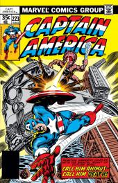 Captain America (Marvel comics - 1968) -223- Call Me Animus