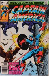Captain America (Marvel comics - 1968) -238-