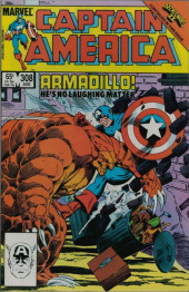 Captain America (Marvel comics - 1968) -308- The boby in question