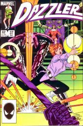 Dazzler Vol.1 (Marvel comics - 1981) -37- The girl in the machine