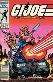 G.I. Joe: A Real American Hero (Marvel comics - 1982) -51- Thunder Machine!