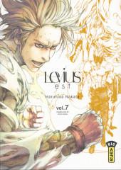 Levius est -7- vol. 7 - Chapitres 34 à 40